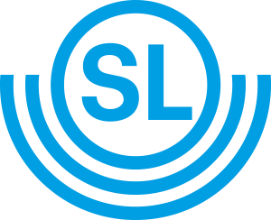 Stockholm Public Transport within the County Council, SL (logo)